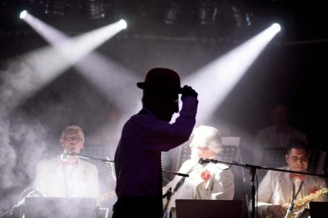 porteña jazz band
