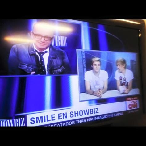 smile cnn