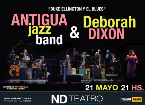 antigua jazz band y ddixon
